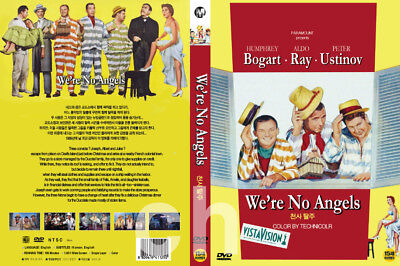 We're No Angels (1955) - Michael Curtiz, Humphrey Bogart, Aldo Ray DVD NEW