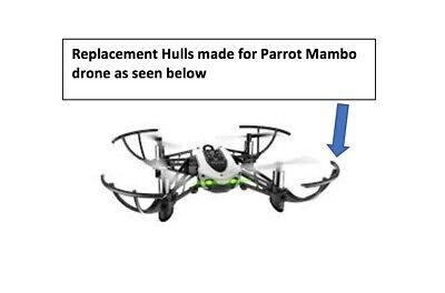 Parrot Mambo Hulls, Replacement Hulls Parrot Mambo (2 Part set) Propeller guards