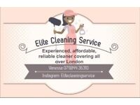 £10 PER HOUR DOMESTIC COMMERCIAL CLEANER FOR NORTH & NW & EAST LONDON