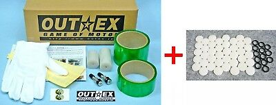 Puncture Prevention PDK1106 OUTEX Puncture Defense Kit for Tubeless Tire 150