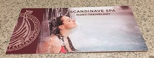 4 - Scandinave Spa Gift Certificates