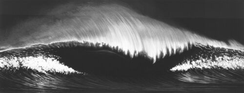 "Robert Longo ""wave"" 2003 