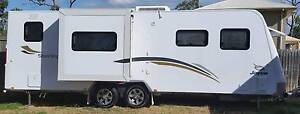2013 Jayco 24.75ft Sterling Caravan Gracemere Rockhampton City Preview
