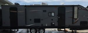 Rental 28'  2015 travel trailer with solar power