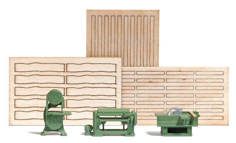 Busch 7850 Holzbearbeitungsmaschinen