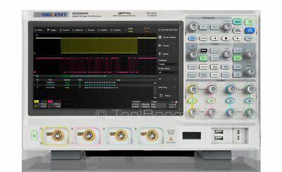 Siglent Sds5032x Super Phosphor Oscilloscope 2-channel 350 Mhz 5 Gsas 250 Mpts