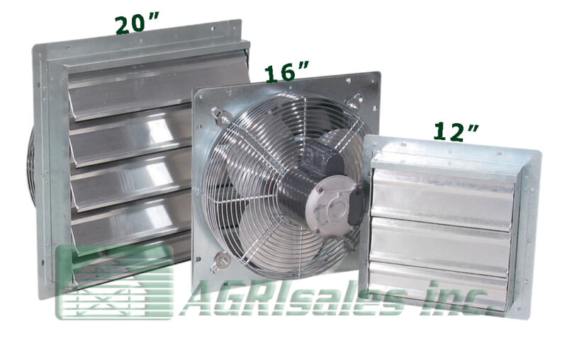 Greenhouse Fan Ebay
