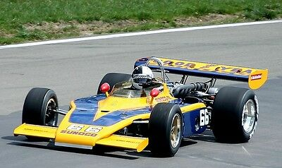 Racer Vintage Indy 500 Race Car Rare 1970s Exotic Sport Midget F1 Metal Formula, used for sale  Shipping to Canada