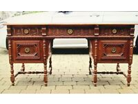 Incredible Moroccan desk from the 1950's-1960's in fabulous used condition!