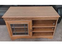 WOODEN TV STAND / CABINET