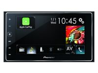 Pioneer SPH-DA120 AppRadio Apple CarPlay 6.2inch Touch Screen, GPS, Bluetooth, Android & iPhone
