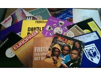 125 Dance Vinyl releases, mixed genres, house, hip hop Drum n bass, Xmas Eve Special