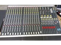 ALLEN & HEATH GL3000 16 CHANNEL DUAL FUNCTION MIXER