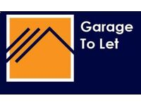 Garage to let central Wirral £80per month