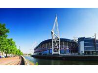 2 Night Stay - South Wales 2nd & 3rd June - 4* Accommodation - B&B - Champions League Final Weekend