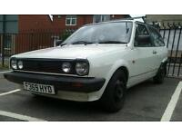 VW polo mk2 breadvan ( hatchback ) 1.3CL