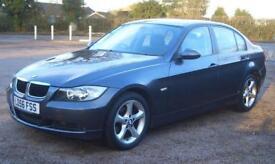 BMW 3 SERIES 2.0 318I SE 4d 128 BHP 1 Years MOT (grey) 2006