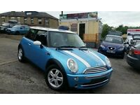 2004 MINI COOPER 1.6 3 DOOR HATCHBACK 5 SPEED MANUAL