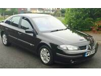 RENAULT LAGUNA 2.0VVT 2005 10 MONTHS MOT FULL SERVICE HISTORY IMMACULATE CONDITION