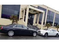 ROLLS ROYCE HIRE / Prom Car Hire / Wedding Hire / Prom Hire / Wedding Car Hire / West Yorkshire Hire