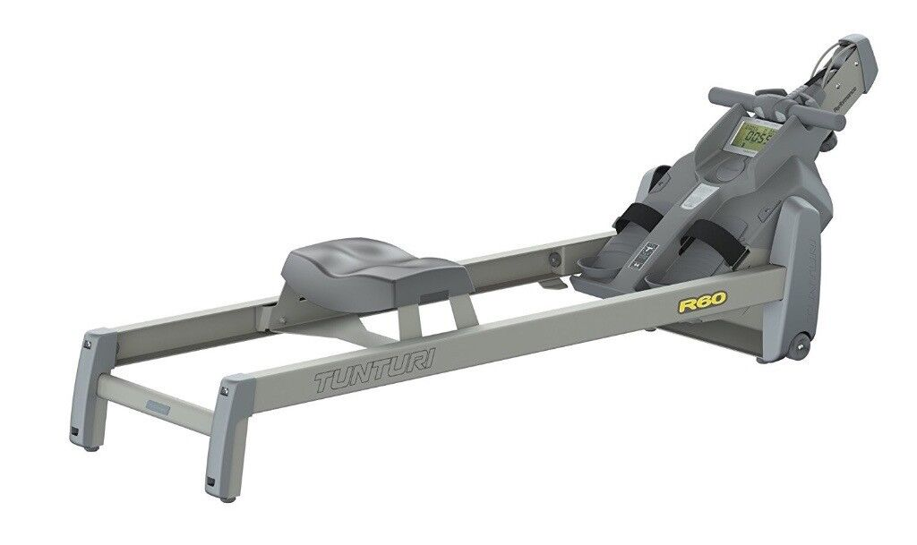Tunturi R60 Rowing Machine with electronic features
