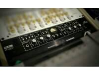 TL Audio A1 Valve Dual Mic Pre
