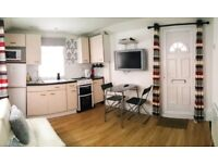 HOLIDAY Chalet to rent at Priory Hill Holiday park in Leysdown-on-sea. Kent 25th of August