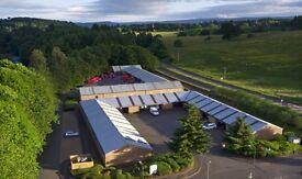 Business Units to Let - Duckburn Park, Dunblane