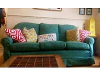 Comfy Green Sofa (SOLD)