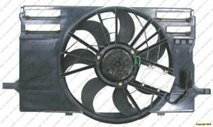 Radiator Fan Assembly 2.4L/2.5L L5 Volvo S40 2000-2010