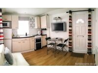 Holiday Chalet to rent from Fri 27/07 to Fri 03/08 £350 Kent Leysdown-on-sea