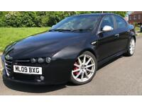 2009 ALFA ROMEO 159 JTDM 16V TI, DMF, clutch, cambelt, waterpump and gearbox rebuild all completed