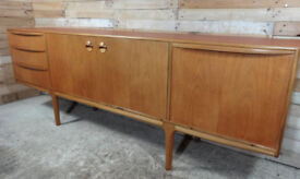 ANY TEAK RETRO MCINTOSH, JENTIQUE, BEITHCRAFT AND G-PLAN SIDEBOARDS WANTED