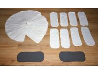 Cloth Nappy Bundle | Various Liner Boosters | Charcoal | Fleece | Bamboo | Nappies | Baby | Eco