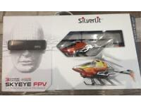 Brand new sealed video recording helicopter