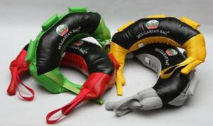 Bulgarian Bag - Extreme Training for the Next Fitness Generation