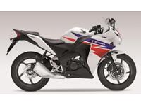 Honda CBR 125 - 2014