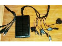 Powapatch solar charger