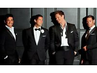 Male Singers Wanted To Form Vocal Group - Think il Divo