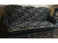 3 seater printed sofas (buy two and SAVE £100!!)