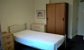 Single room for rent. Close to town centre & railway station