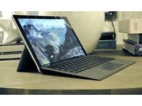 Surface pro 4 i5 8gb with warranty