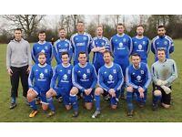 Sunday league football team – Players wanted