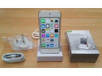 iPod Touch 6th Generation, Rare Rose Gold 16GB Version, New Charger & Docking Station/Charger