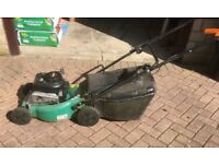 Performance Petrol Rotary Lawnmower, PWR400PRMA