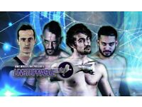 Tickets to Family Friendly Wrestling Show - Bradford - 25th Nov