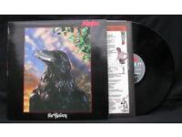 The Stranglers - 'The Raven' UK Vinyl LP Original 3D Sleeve + Withdrawn Inner