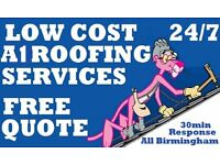 24/7*A1 Roof Repairs & Roofing Services*Beat Any Quote*30min Response*Free Callout & Quotes (Roofer)