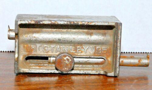 Vintage Stanley No: 95 Butt Gauge
