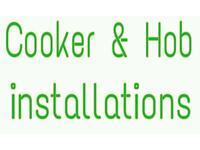 Gas engineer. Cooker & Hob Installation. Gas fitter.